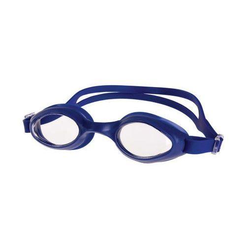 Spokey Okulary do pływania scroll 839212 navy