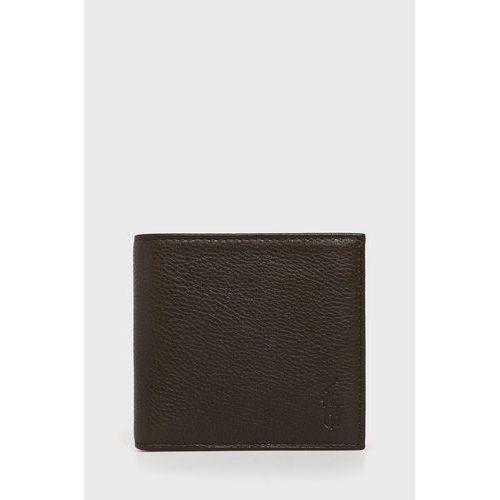- portfel skórzany marki Polo ralph lauren