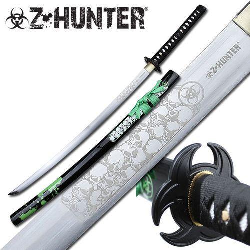 Miecz samurajski, katana z-hunter ręcznie kuta (zb-059bg) marki Usa