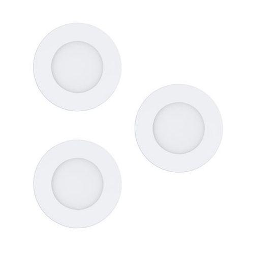 fueva-rw 97111 oczko oprawa sufitowa wpuszczana 3x2,8w led białe marki Eglo