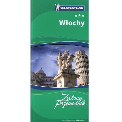 Michelin Włochy zielony przewodnik  promocja!