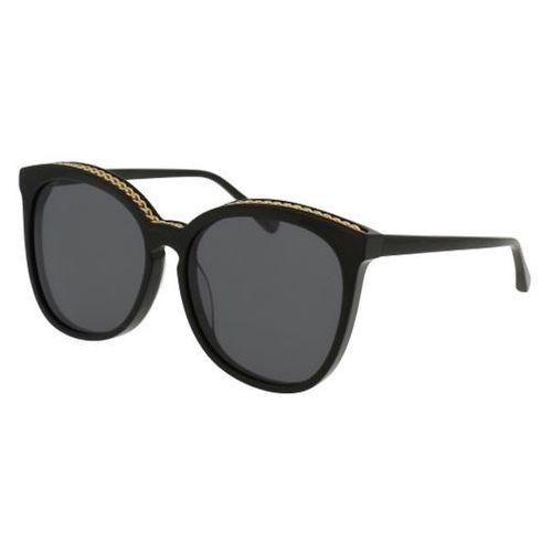 Okulary słoneczne sc0074sa asian fit 001 marki Stella mccartney