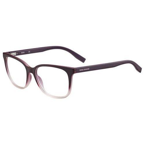 Okulary korekcyjne bo 0252 q6u marki Boss orange