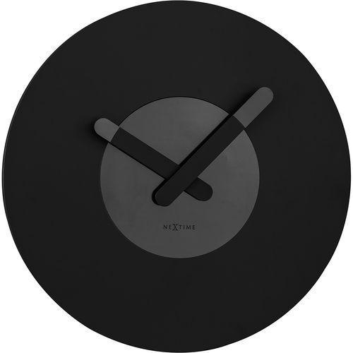 Zegar na ścianę In Touch Nextime czarny (3189 ZW) (8717713018490)