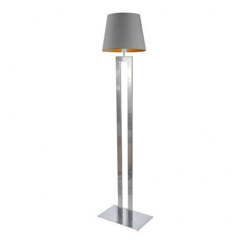 Nowoczesna lampa do salonu z włącznikiem nożnym VEGAS GOLD