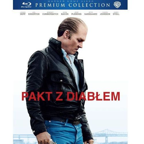 Pakt z diabłem (Premium Collection) (Blu-ray) - Scott Cooper DARMOWA DOSTAWA KIOSK RUCHU