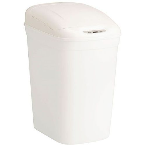 Pojemnik na odpady medyczne 20 litrów Ninestars plastik biały, DZT-20-1W