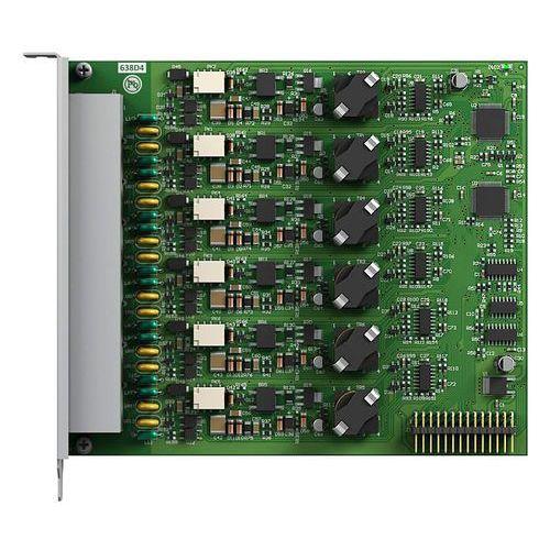 LIBRA-LIN6 Centrala telefoniczna LIBRA karta 6 wyposażeń linii miejskich analogowych, LIBRA-LIN6