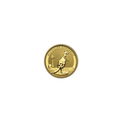 1/10 uncji Australijski Kangur - Złota Moneta Rocznik 2017