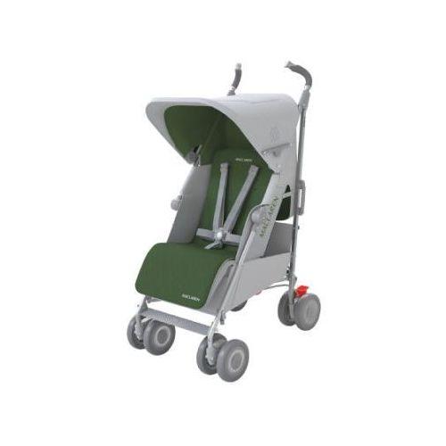 MACLAREN Wózek spacerowy Techno XLR Silver/Highland Green (5010902217173)