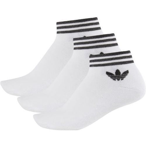 Adidas Skarpetki trefoil ankle – 3 pary az6288