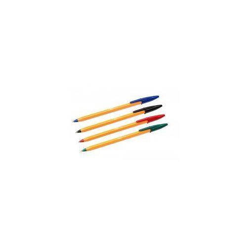 Bic Długopis orange 4 kolory długopisy