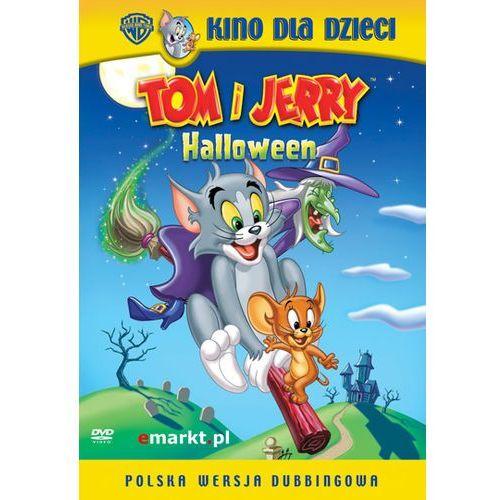 Galapagos Tom i jerry, halloween (dvd) -