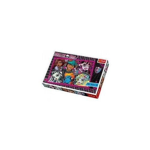 PUZZLE Monster High 160 EL