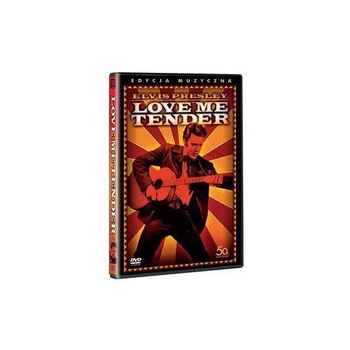 Love me Tender (DVD) - Robert D. Webb (5903570131479)