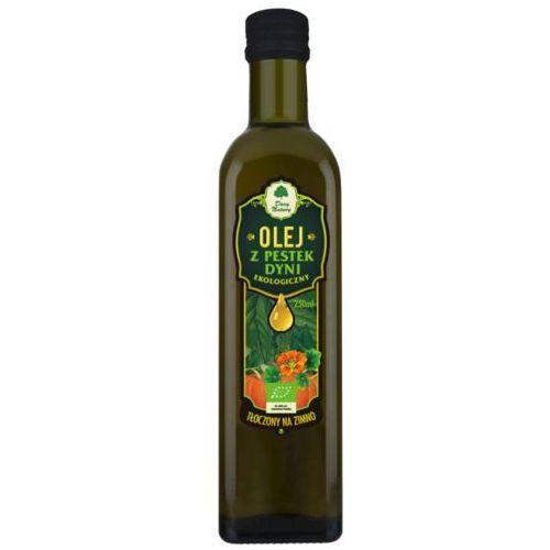 Dary natury - inne bio Olej z pestek dyni virgin bio 250 ml dary natury