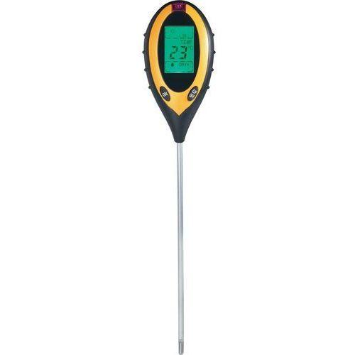 Miernik gleby 4 w 1, Q1100, wilgotność, temperatura, odczyn ph, nasłonecznienia - sprawdź w wybranym sklepie