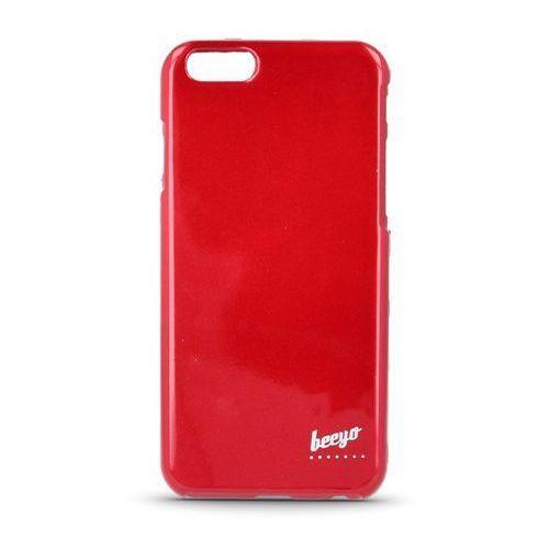 Beeyo Nakładka Beeyo Spark do LG K3 LS450 bordowa - GSM024041 Darmowy odbiór w 20 miastach!, kolor czerwony