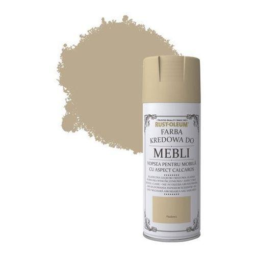 Spray do mebli Rust-Oleum piaskowy 400 ml (5013296038805)