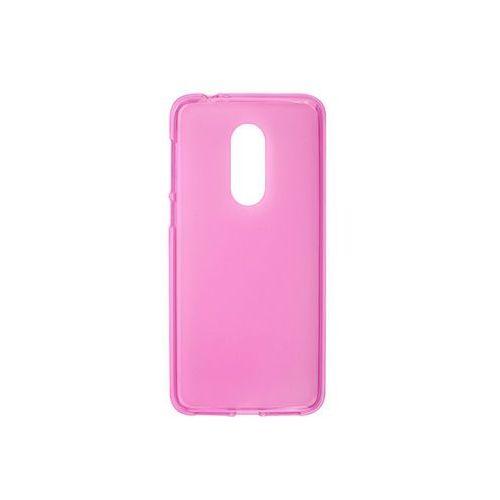 Etuo flexmat case Vodafone smart n9 - etui na telefon flexmat case - różowy