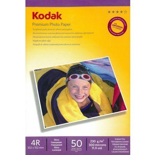 Kodak Papier fotograficzny 4r 230g 50 ark + zamów z dostawą jutro!