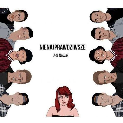 Universal music polska Nienajprawdziwsze ep (cd) - adi nowak darmowa dostawa kiosk ruchu (5902860140184)