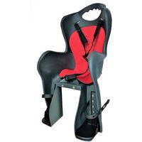 Kross Fotelik rowerowy elibas grafitowy + zamów z dostawą w poniedziałek! (5902802401243)