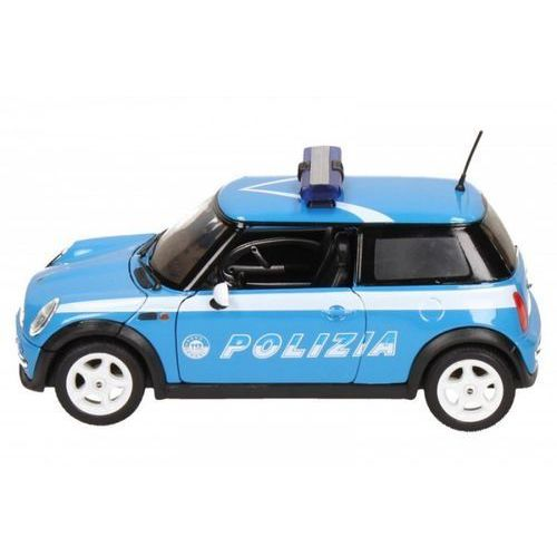 WELLY Mini Cooper Polizia