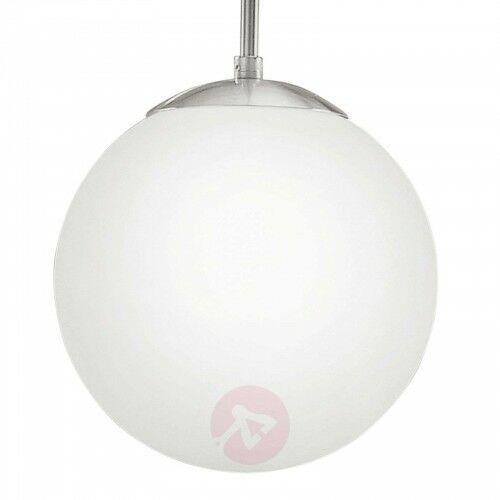 Eglo Elegancka lampa wisząca rondo 30 cm