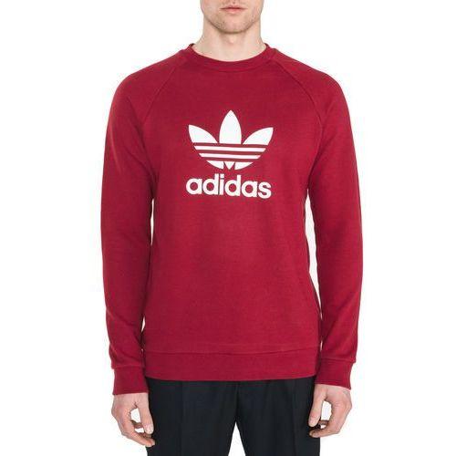adidas Originals Trefoil Bluza Czerwony XL, 1 rozmiar