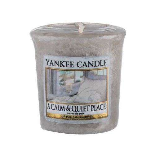Yankee home Świeczka yankee votive a calm & quiet place - yvacqp