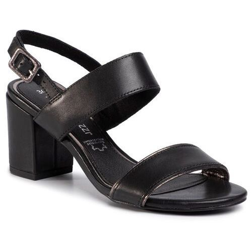 Sandały MARCO TOZZI - 2-28335-24 Black Comb 098