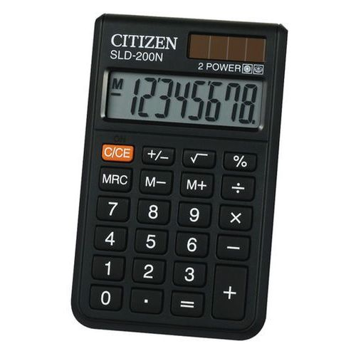 Kalkulator Citizen SLD 200N