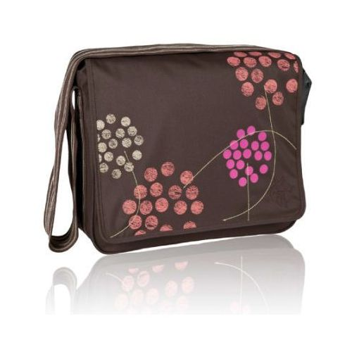 Lässig LÄssig torba na akcesoria do przewijania casual messenger bag barberry choco