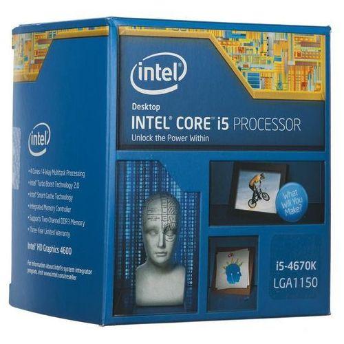Intel Core i5-4670K 3,4GHz 6MB BOX