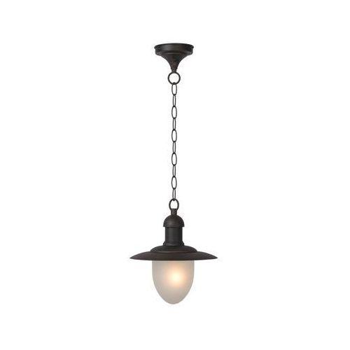 Lucide Nostalgiczna lampa wisząca cottage zewnętrzna