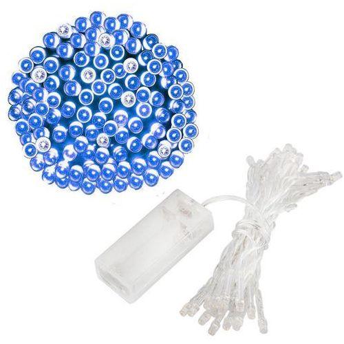 Springos Lampki choinkowe 10 led niebieskie na baterie (2010000226483)