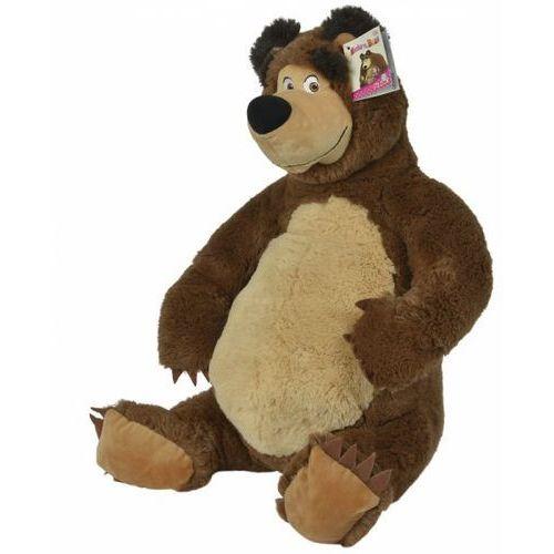 Simba Pluszowy niedźwiedź misza 50 cm masza i niedźwiedź