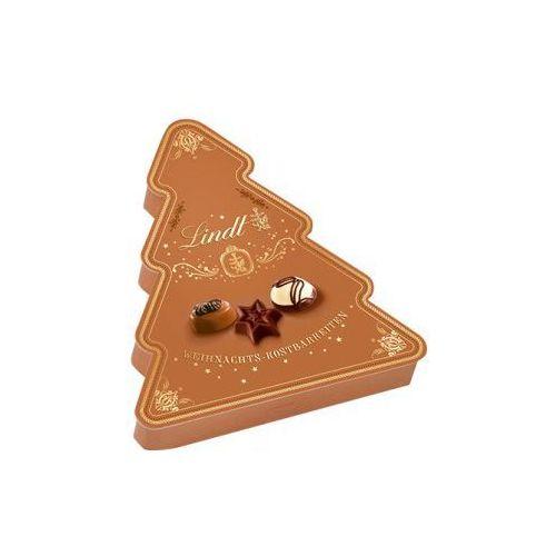 Bombonierka Lindt Weihnachts-Kostbarkeiten choinka 100g, 3676-39507