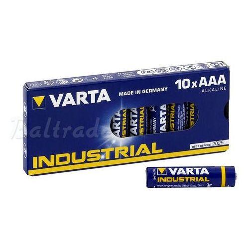 Varta 10 x  industrial lr03 aaa 4003 (4008496356669)