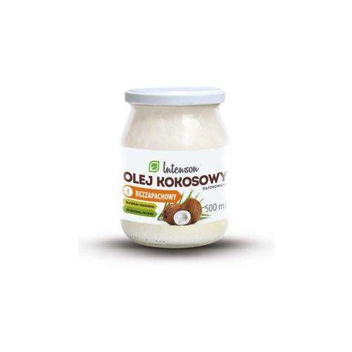 Olej kokosowy rafinowany 500ml. Najniższe ceny, najlepsze promocje w sklepach, opinie.