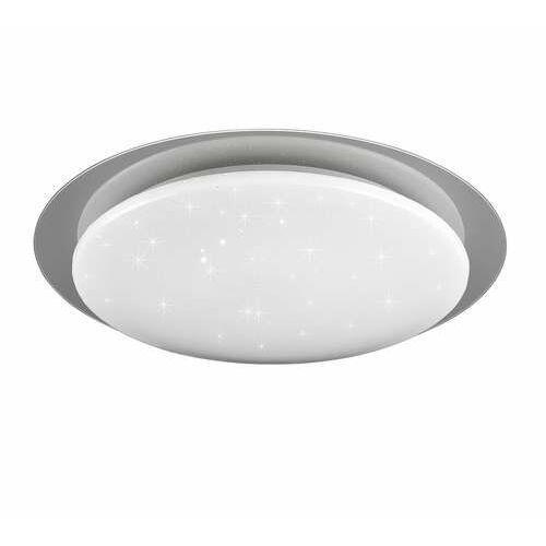Trio RL Bilbo R62097200 plafon lampa sufitowa 1x26W LED biały, kolor Biały