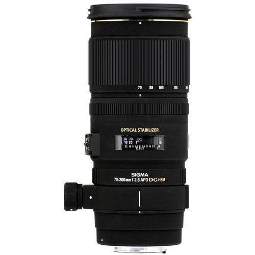Sigma Obiektyw ex 70-200mm f/2.8 apo dg nikon + darmowy transport!