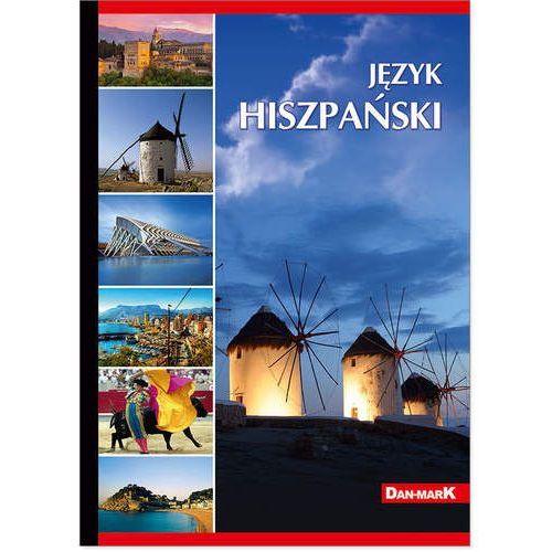 Dan-mark Zeszyt a5/60k kratka język hiszpański br