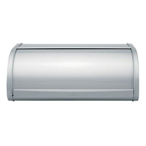 Brabantia Pojemnik na pieczywo duży metaliczny szary (8710755247248)
