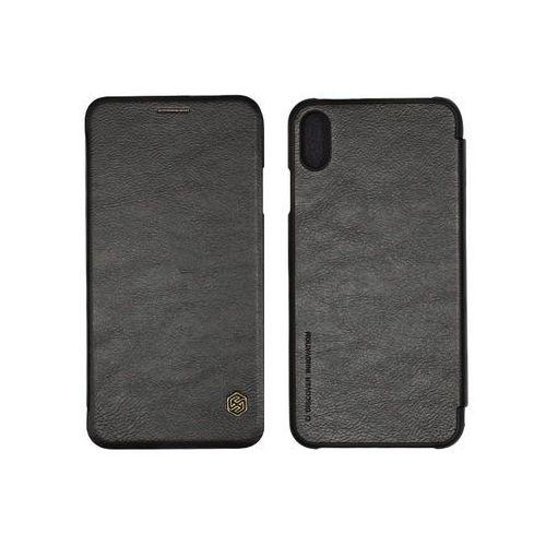 Apple iphone xs max - etui na telefon qin - czarny marki Nillkin