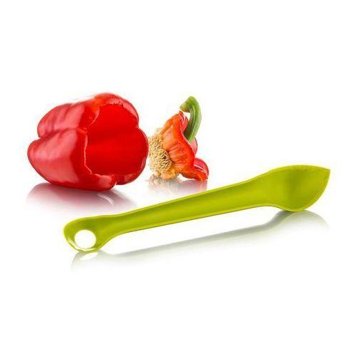 Łyżeczka z nożykiem do papryki marki Tomorrows kitchen