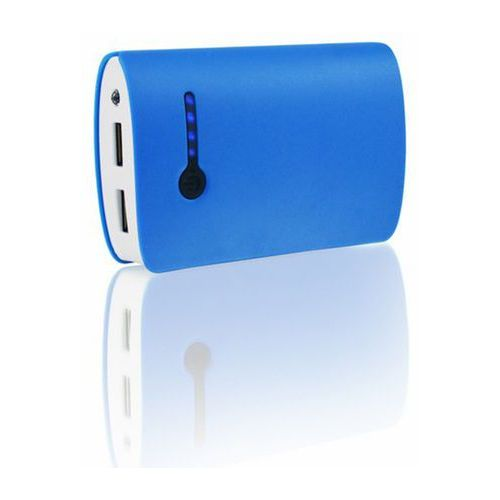 Nonstop powerbank attoxl niebieski 7200mah - 7200mah \ niebieski marki Aab cooling
