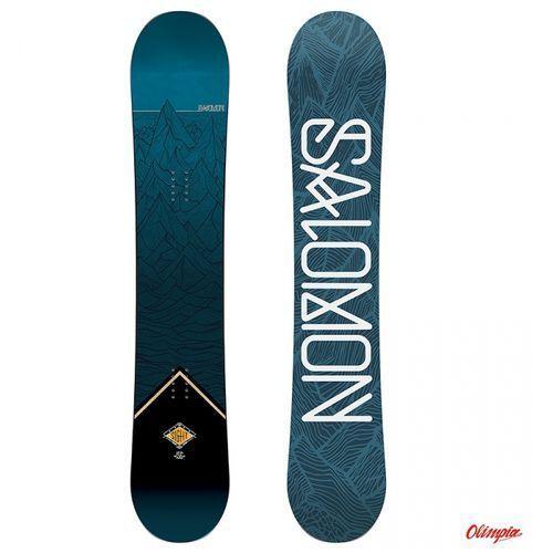Deska snowboardowa Salomon Sight 2018/2019