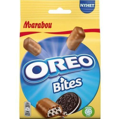 Marabou - oreo bites mini - batoniki z oreo - 140g - ze szwecji (7622210871978)